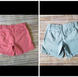 Anthro | Pilcro Bundle hyphon Shorts